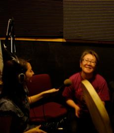 Grandmother drum