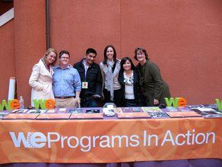 WE program action