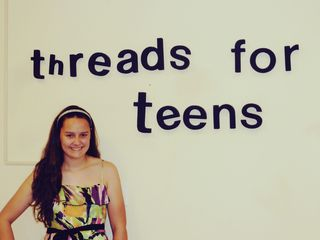 Allyson threads for teens sign